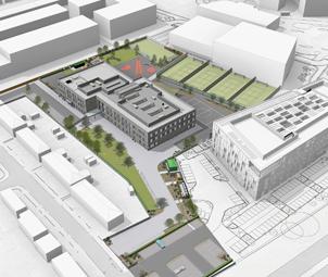 Richmond Education and Enterprise Campus - Masterplan